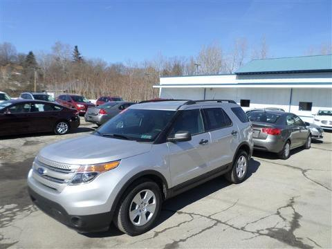 2012 ford explorer for sale in greenville pa. Cars Review. Best American Auto & Cars Review