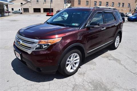 2012 Ford Explorer for sale in Greenville PA