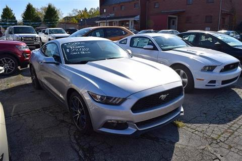 2015 Ford Mustang for sale in Greenville PA