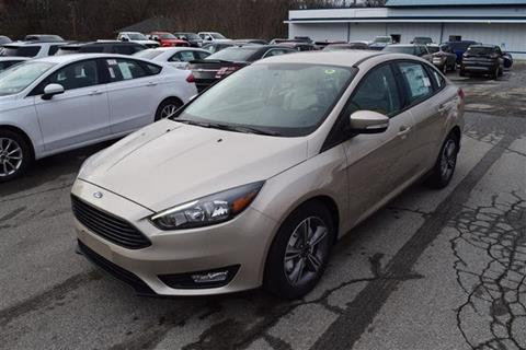 2017 Ford Focus for sale in Greenville, PA