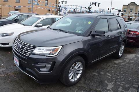 2017 Ford Explorer for sale in Greenville PA