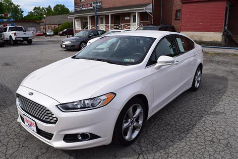 2016 Ford Fusion for sale in Greenville, PA