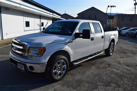 2013 Ford F-150 for sale in Greenville, PA