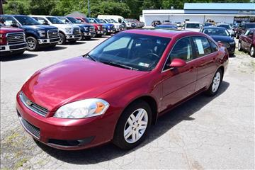 2006 Chevrolet Impala for sale in Greenville, PA