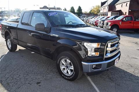 2015 Ford F-150 for sale in Greenville, PA