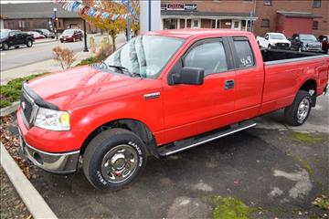2007 Ford F-150 for sale in Greenville, PA