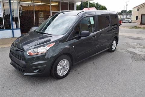 2017 Ford Transit Connect Wagon for sale in Greenville PA