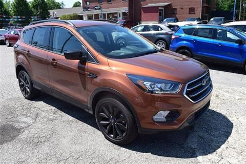 2017 Ford Escape for sale in Greenville PA
