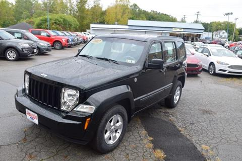 2012 Jeep Liberty for sale in Greenville, PA