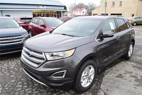 2017 Ford Edge for sale in Greenville PA