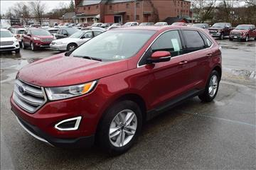 2017 Ford Edge for sale in Greenville, PA