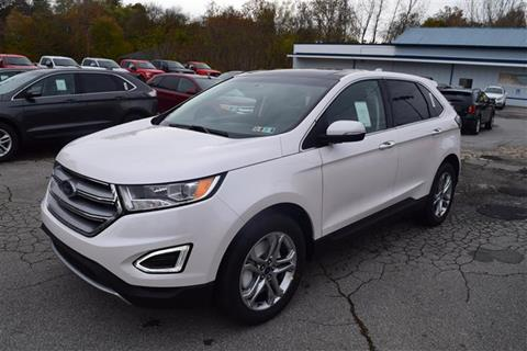 2018 Ford Edge for sale in Greenville PA