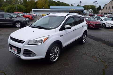 2015 Ford Escape for sale in Greenville PA