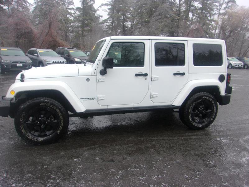 Jeep Used Cars financing For Sale Londonderry Mark\'s Discount Truck ...