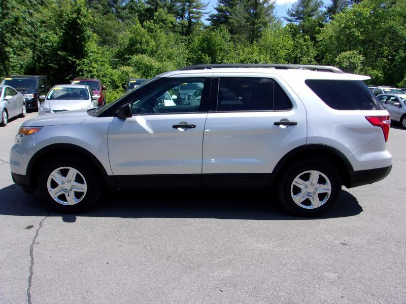 2013 Ford Explorer AWD 4dr SUV - Londonderry NH