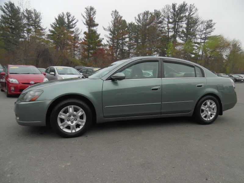 2006 Nissan Altima S - Londonderry NH
