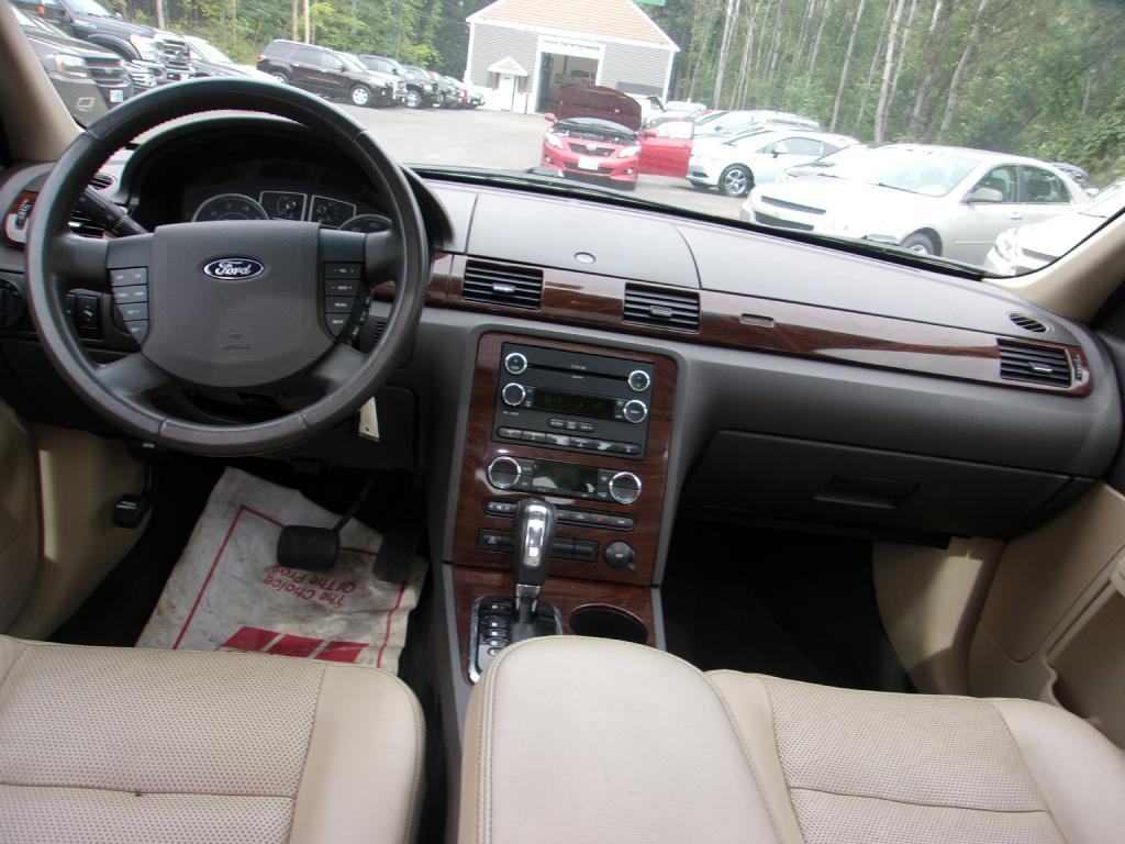 2008 Ford Taurus AWD SEL 4dr Sedan - Londonderry NH
