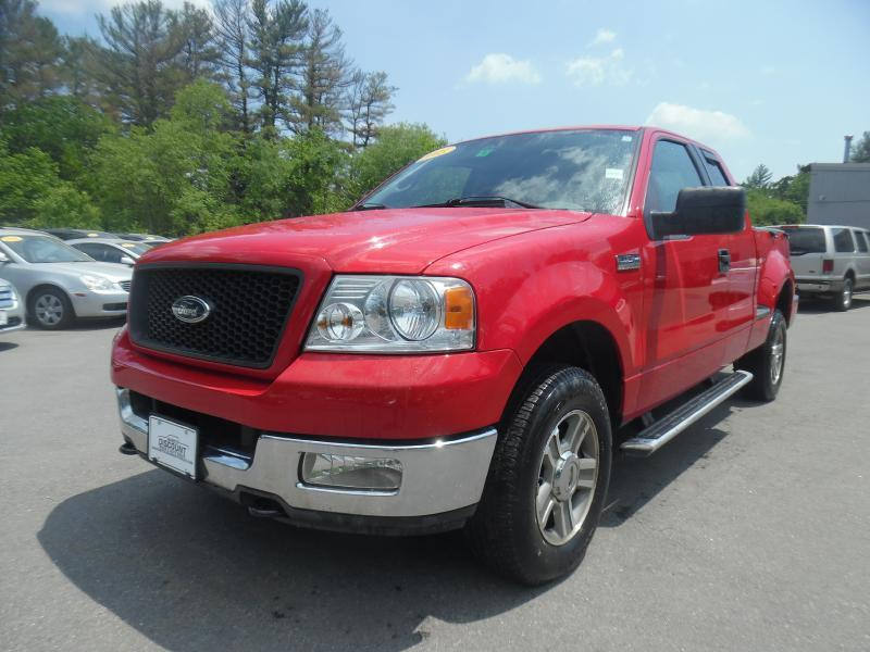 2005 Ford F-150 STEP SIDE - Londonderry NH