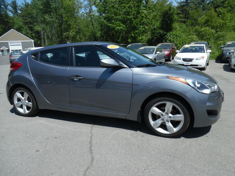 2013 Hyundai Veloster 3dr Coupe - Londonderry NH