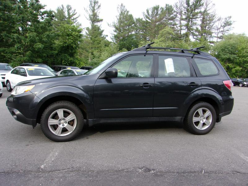 2012 Subaru Forester AWD 2.5X 4dr Wagon 4A - Londonderry NH