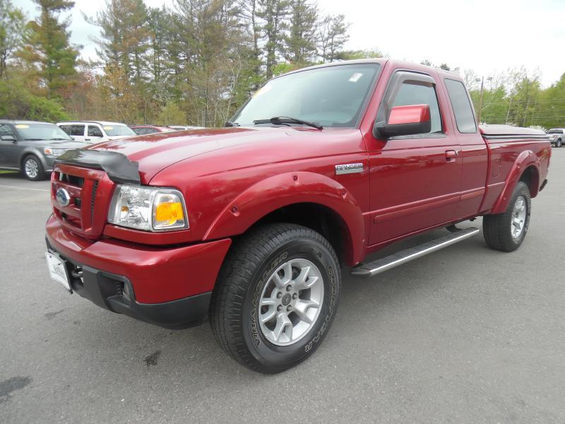 2007 Ford Ranger SUPER CAB - Londonderry NH