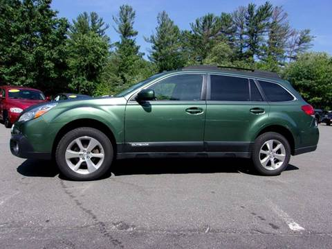 2013 Subaru Outback for sale in Londonderry, NH