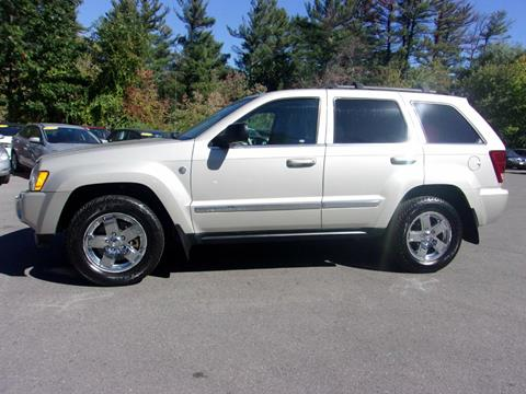 2007 Jeep Grand Cherokee for sale in Londonderry, NH