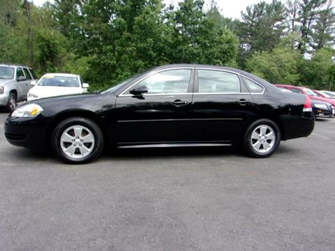 2012 Chevrolet Impala for sale in Londonderry, NH