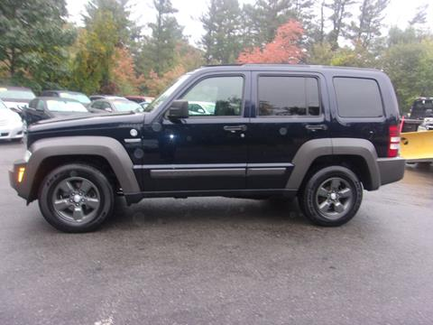 2011 Jeep Liberty for sale in Londonderry, NH