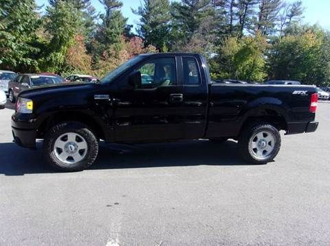 2008 Ford F-150 for sale in Londonderry, NH