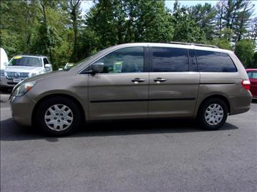 2005 Honda Odyssey for sale in Londonderry, NH