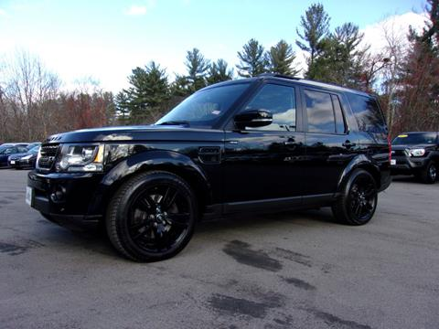 2015 Land Rover LR4 for sale in Londonderry, NH