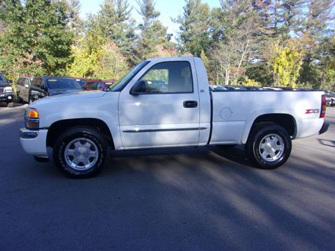 2006 GMC Sierra 1500 for sale in Londonderry, NH
