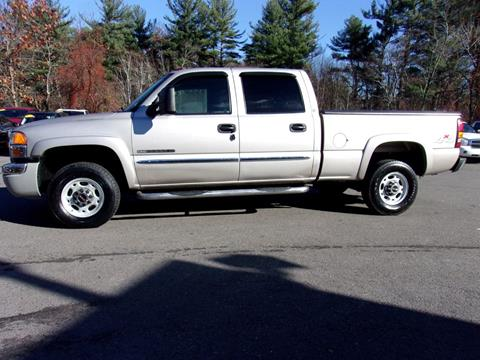 2007 GMC Sierra 2500HD Classic for sale in Londonderry, NH