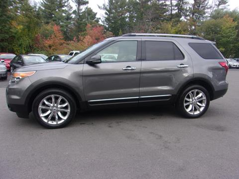 2013 Ford Explorer for sale in Londonderry, NH