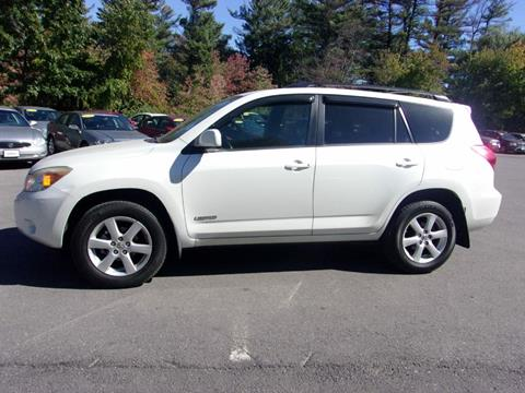 2007 Toyota RAV4 for sale in Londonderry, NH
