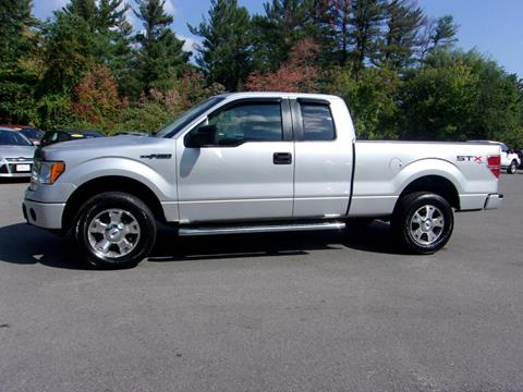 2010 Ford F-150 for sale in Londonderry, NH