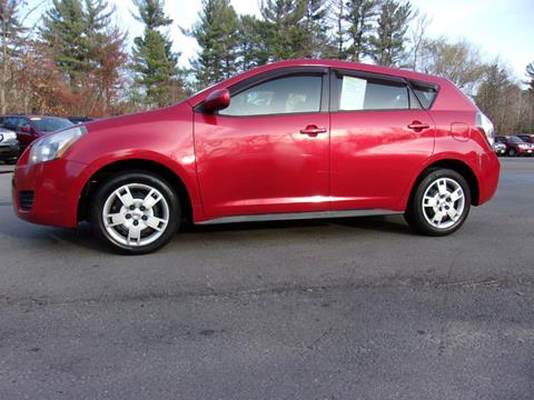 2010 Pontiac Vibe for sale in Londonderry, NH