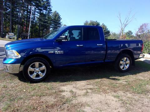 2015 RAM Ram Pickup 1500 for sale in Londonderry, NH