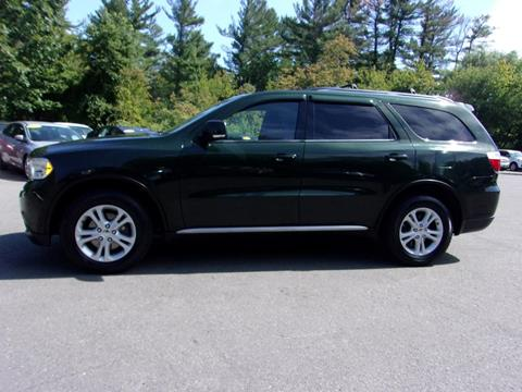 2011 Dodge Durango for sale in Londonderry, NH