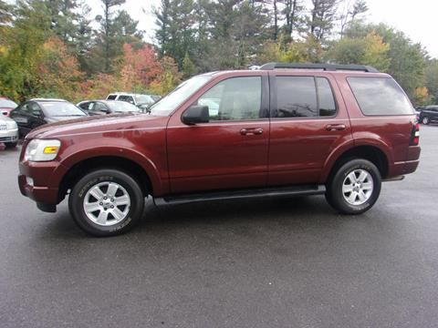2009 Ford Explorer for sale in Londonderry, NH