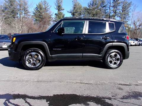 2015 Jeep Renegade for sale in Londonderry, NH