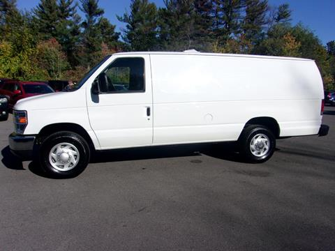 2010 Ford E-Series Cargo for sale in Londonderry, NH