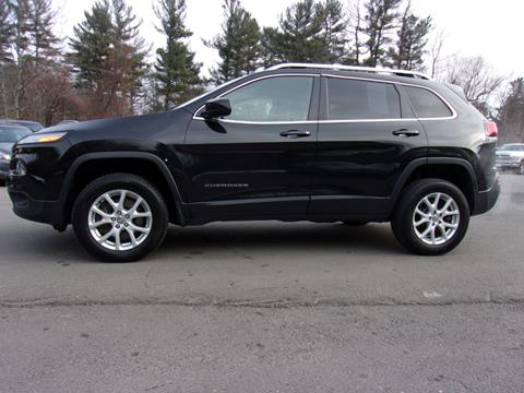 2014 Jeep Cherokee for sale in Londonderry, NH