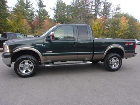 2006 Ford F-350 Super Duty for sale in Londonderry, NH