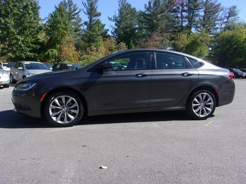 2015 Chrysler 200 for sale in Londonderry, NH