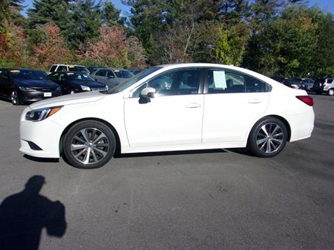 2017 Subaru Legacy for sale in Londonderry, NH