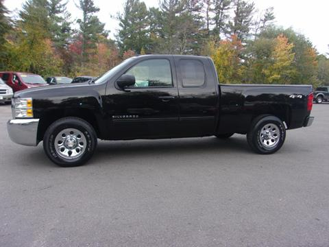 2013 Chevrolet Silverado 1500 for sale in Londonderry, NH