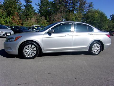 2008 Honda Accord for sale in Londonderry, NH