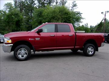 2012 RAM Ram Pickup 2500 for sale in Londonderry, NH